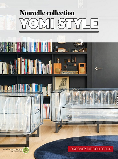 Nouvelle Collection YOMI Style